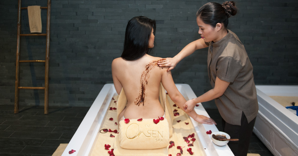I'M Onsen Spa | Largest Urban Spa in the Heart of Makati